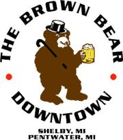 Logo—The Brown Bear