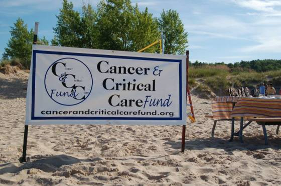 Photo from the Cancer and Critical Care Fund Facebook page